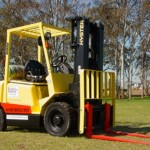 Hyster 2.5 tonne pic 1